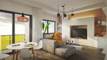 Vizualizácie interiérové